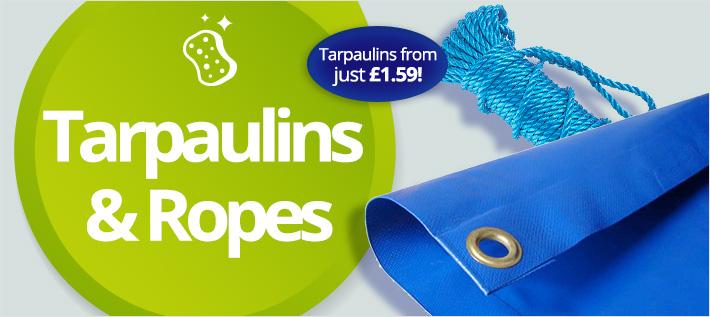Tarpaulins and Ropes